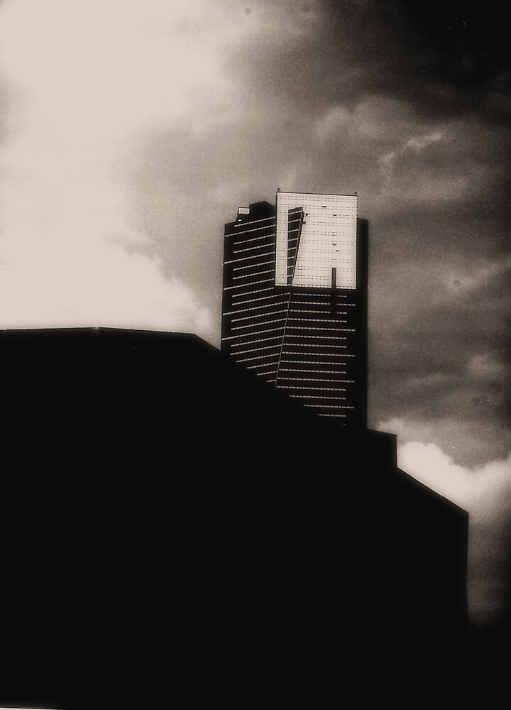 Mordor.( Eureka Tower Melbourne ) by Andrew  Makowiecki