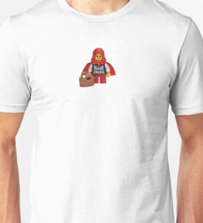 LEGO Little Red Riding Hood Unisex T-Shirt