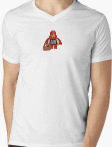 LEGO Little Red Riding Hood Mens V-Neck T-Shirt