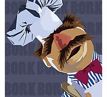 "Swedish Chef ""Bork Bork"" Photographic Print"