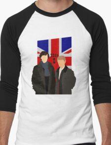 221B Men's Baseball ¾ T-Shirt