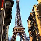Eiffel Tower Paris France by Sookiesooker