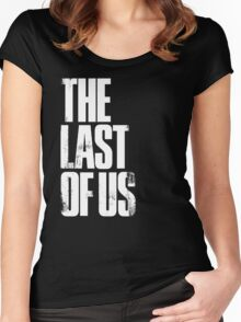 The Last of Us II Women's Fitted Scoop T-Shirt