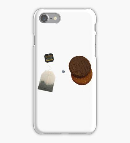 Tea & Biscuits iPhone Case/Skin