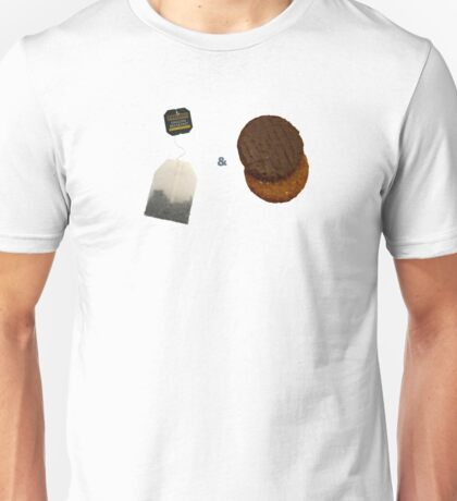Tea & Biscuits Unisex T-Shirt