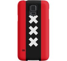 Amsterdam – Coat Of Arms Samsung Galaxy Case/Skin