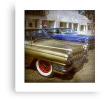 Cadillac Flashback Metal Print