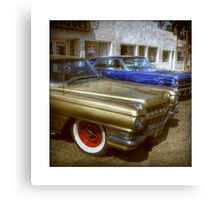 Cadillac Flashback Canvas Print