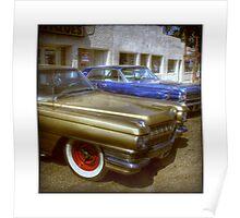 Cadillac Flashback Poster