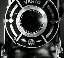 Vario Antique Camera Still-Life by MBWright88