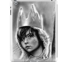 Max, Where The Wild Things Are iPad Case/Skin
