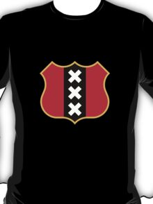 Amsterdam – Coat Of Arms T-Shirt