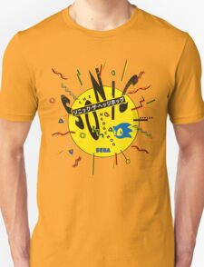 Sonic the Hedgehog - Japanese Box Art T-Shirt