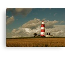 Happisburgh Lighthouse 2 Canvas Print