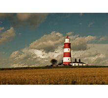 Happisburgh Lighthouse 2 Photographic Print