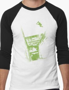 Pure Parkour Men's Baseball ¾ T-Shirt