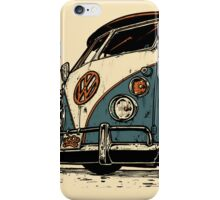 VW Tilted iPhone Case/Skin