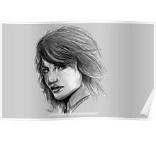 Tricia Helfer, Caprica 6, Battlestar Galatica '04 Poster