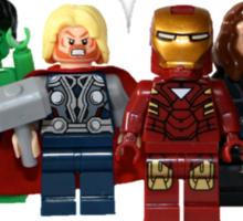 LEGO Avengers Sticker