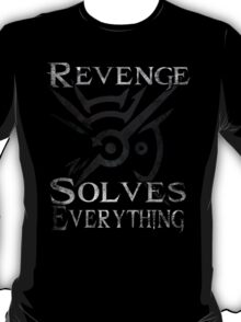 Dishonored - Revenge Solves Everything T-Shirt