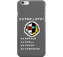 Daft Powerup (Powered Up Version) iPhone Case/Skin