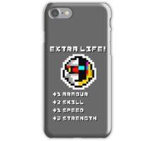 Daft Powerup (Powered Up Version) iPhone Case/Skin