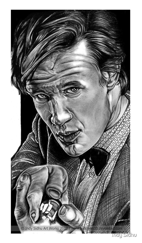 Matt Smith, DOCTOR WHO XI by WhereIsIsaac (Indy Sidhu)