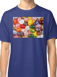 Cool colorful sweet Jelly Beans Classic T-Shirt