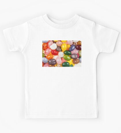 Cool colorful sweet Jelly Beans Kids Tee