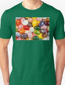 Cool colorful sweet Jelly Beans Unisex T-Shirt
