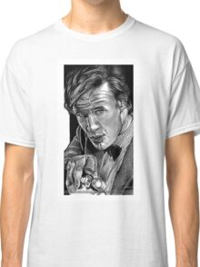Matt Smith, DOCTOR WHO XI Classic T-Shirt