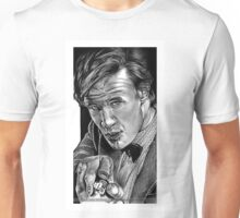 Matt Smith, DOCTOR WHO XI Unisex T-Shirt