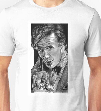 Matt Smith, DOCTOR WHO XI Unisex T-Shirt