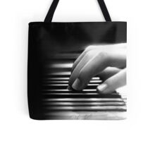 Someone to Watch Over Me. Tote Bag