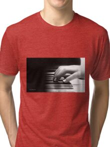 Someone to Watch Over Me. Tri-blend T-Shirt