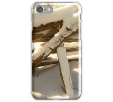 Farm Fence iPhone Case/Skin