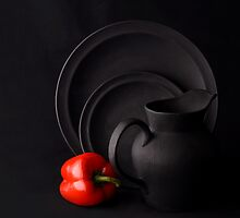 THE RED BELLPEPPER by RakeshSyal