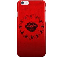Barrel of 12 Monkeys iPhone Case/Skin