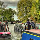 Pied Piper At Braunston by SimplyScene