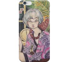 Let's Stay In iPhone Case/Skin
