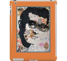 Buddy & the Crickets iPad Case/Skin