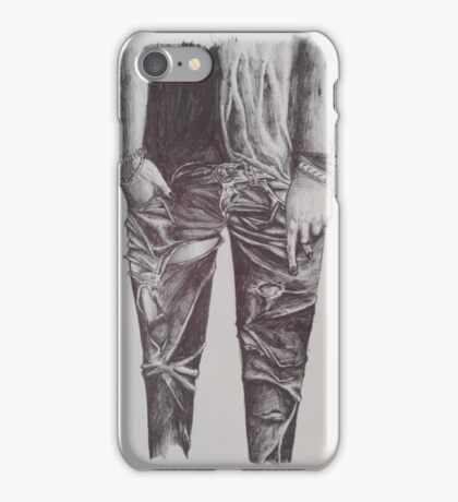 Skinny Jeans iPhone Case/Skin