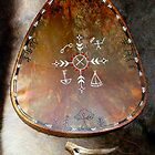 Sami Shaman Drum by Merja Waters