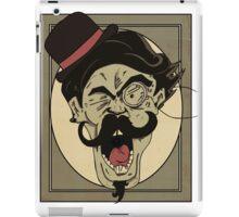 YE OL YELLAH iPad Case/Skin