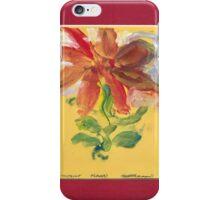 FLOWER DESIGN iPhone Case/Skin