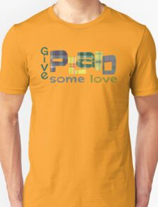 give plaid some love T-Shirt