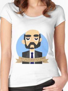 Ziegler Women's Fitted Scoop T-Shirt