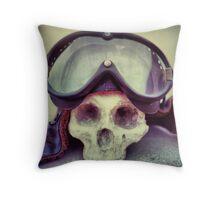 World War II Throw Pillow