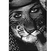 Mademoiselle Beast Photographic Print