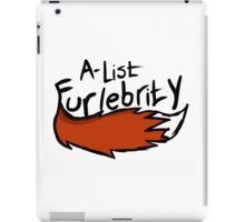 Furlebrity: A-lister iPad Case/Skin